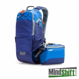 MindShift Gear 曼德士180°休閒旅遊攝影相機包 16L 暮光藍~MS231