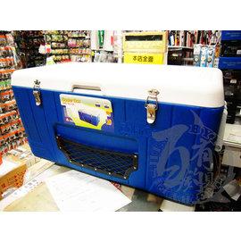 ◎百有釣具◎美國進口 POLAR COOLER 船釣多人指定款冰箱 80L
