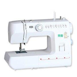 東龍 多功能裁縫機 TL-542 (附防塵袋) ◤超方便!修補不求人!◢