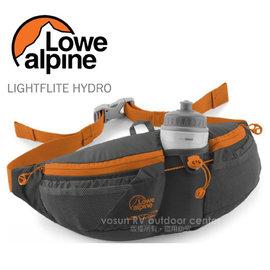 【英國 LOWE ALPINE】Lightflite Hydro 4L 專業單水壺腰包-550ml 水壺.運動臀包.斜背包.側背包.馬拉松.路跑.三鐵/FAD35AN 煤碳黑
