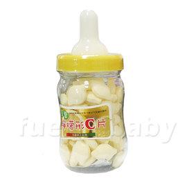 檸檬型C片 (奶瓶罐)