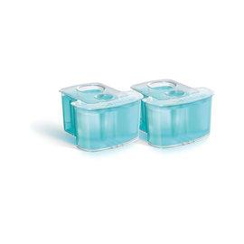 ~老闆不在家~PHILIPS飛利浦智慧型清洗系統 清潔液 一盒2個 JC302 JC~30