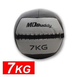 MDBuddy 皮革重力球 7KG(藥球 健身球 韻律 訓練【99301218】≡排汗專家≡