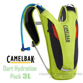【美國 Camelbak】Dart 3L+1.5L 專業長距離訓練水袋背包.運動背包(附1.5L水袋) / 適自行車.越野跑步.登山健行_旋風萊姆 CB62355