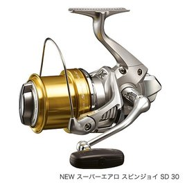 ◎百有釣具◎SHIMANO SUPER AERO SPIN JOY SD 30標準式樣遠投捲線器