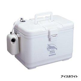 ◎百有釣具◎SHIMANO LC-507N 活跳蝦冰箱/活餌筒~ 新款上市