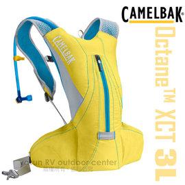 【美國 CAMELBAK】Octane XCT 輕量多功能運動背包/馬拉松水袋背心.水袋背包/附3升吸管水袋/閃耀黃 CB62424