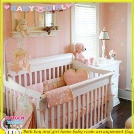 派對 派對 DIY 佈置 寶寶 遊戲 嬰兒房 三角旗 裝飾 道具【HH婦幼館】