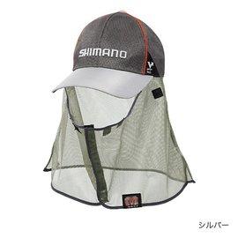 ◎百有釣具◎SHIMANO CA-001N 防蚊防曬釣魚帽 ~ 夏日必備