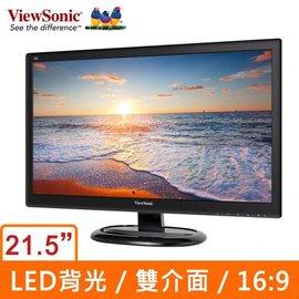 ~人言水告~Viewsonic 優派 VA2265Sh 22型 Full HD 護眼液晶螢