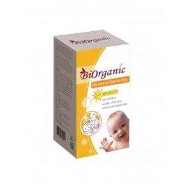 【紫貝殼】『NH07-6』法國原料生產製造 寶兒有機天然嬰兒柔護防曬乳SPF30 50ml【無人工色素、香精】