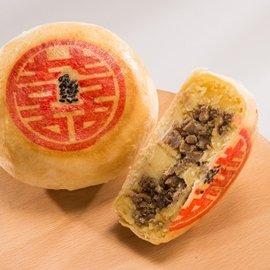 滷肉豆沙 ^(半斤重,一次購買2個^)