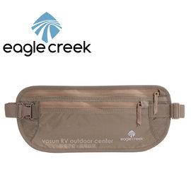 【美國 Eagle Creek】Undercover Money Belt DLX 安全貼身藏錢腰包/隨身暗袋.旅行用腰帶式.證件袋.隨身袋.防竊_卡其 ECD41126091