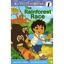 Go Diego Go  The Rainforest Race