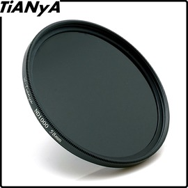 又敗家~ Tianya薄框ND110減光鏡58mm減光鏡^(減10格降1 1000^)ND
