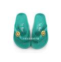 小朋友童鞋親子館◆Two Boss 中童夾腳拖鞋^~ ^~ 一體成形超輕量防水 海灘拖鞋F