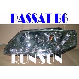 ~○RUN SUN 車燈 車材○~  Volkswagen 福斯 06 07 08 PAS