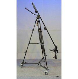 信達光學 第四代 WDC100 攝影搖臂 滑軌 攝影車 三合一 前臂65~115cm 可固