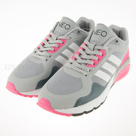 6折出清~免運費~Adidas 女 NEO 休閒 復古 運動鞋 (F76496)