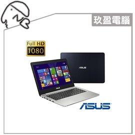 【Win10】ASUS K401UB-0022A6200U 黑  I5-6200U NV 940 2G獨顯 1TB+24G SSD