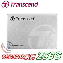 Transcend 創見 SSD 370S 256G 256GB 固態硬碟 SATA3 ^