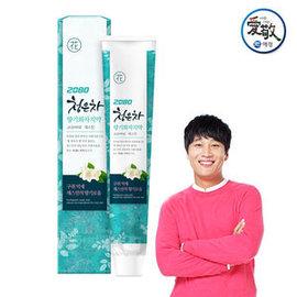 韓國 2080 花齦膏茉莉清新護齦牙膏^(190g^)~美麗販售機~