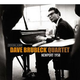 合友唱片 戴夫.布魯貝克四重奏 DAVE BRUBECK QUARTET  1958 新港