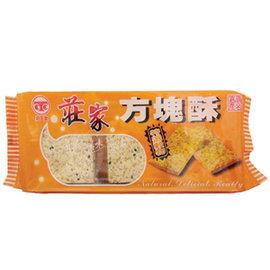 ~莊家~方塊酥~特選穀物 220g 6入~豬豬本舖~