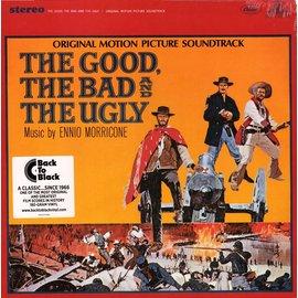 602547018892 黃昏三鏢客  電影原聲帶 - The Good The Bad