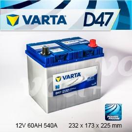 ~加倍伏Voltplus~德國銀合金 VARTA 華達〈D47 60AH〉55D23L 7