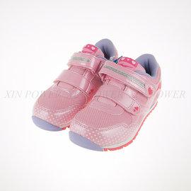 6折出清~美津濃Mizuno~BEADS KIRARA 輕量 愛心 兒童運動鞋 (K1GD153560)