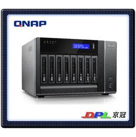QNAP TVS~EC880~E3~8G 儲存伺服器