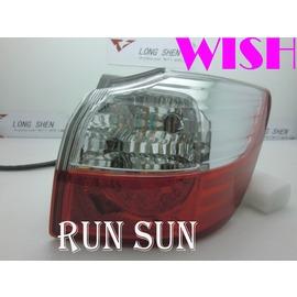 ~○RUN SUN 車燈 車材○~  TOYOTA 豐田 10 11 12 13 WISH