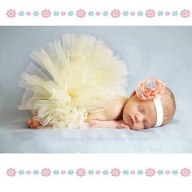 寫真服 嬰兒公主紗裙 寶寶寫真攝影服裝 【HH婦幼館】