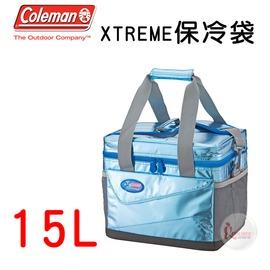 探險家戶外用品㊣CM-22212 美國Coleman 15L XTREME保冷袋 可搭配拖輪冰桶冰筒行動冰箱保冷箱做使用