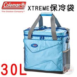 探險家戶外用品㊣CM-22213 美國Coleman 30L XTREME保冷袋 可搭配拖輪冰桶冰筒行動冰箱保冷箱做使用