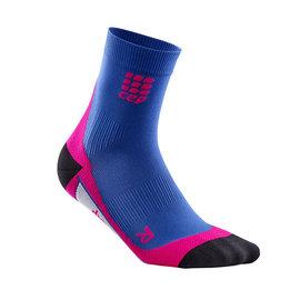 CEP ~歐洲第一品牌~壓縮短襪 ~ 浩瀚藍 螢光粉紅