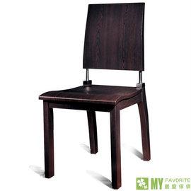 丹麥風情西餐椅^(鐵刀木^)