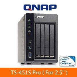 ~願景 ~QNAP TS~451S Pro 儲存伺服器 2.5吋   ~預計交期七個工作天