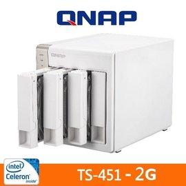 ~願景~QNAP TS~451~2G 儲存伺服器 ~預計交期七個工作天~ 服務電話 080