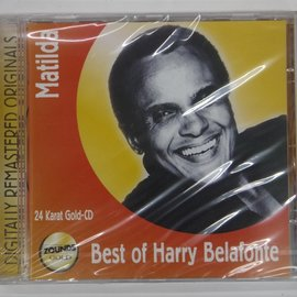 合友唱片 Matilda Best Of Harry Belafonte 歐製  24 K