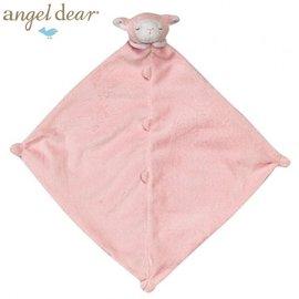 安撫巾~Baby Joy World~~美國Angel Dear ~動物嬰兒安撫巾 ^(粉