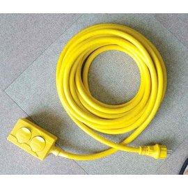 ~韓國 Worldwel~歐規插座延長線 4.0mm2^~3C 220V 35A單相電源