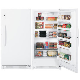 乐源家电 GE奇异473L立式冰柜FUF17SVWW美国原装进口 另有来电询问价