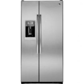 乐源家电 GE奇异702公升薄型对开门冰箱型号PZS25KSSS外取冰取水 另有来电询问价