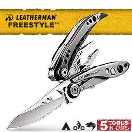 【美國 Leatherman】Freestyle工具鉗/隨身工具組.迷你工具.緊急應變/適登山.露營.野外探險/  831121