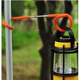大林小草~【CS-069】 燈具、碗籃雙頭掛勾,ㄧ頭大一頭小、吊燈鉤、弔燈鉤
