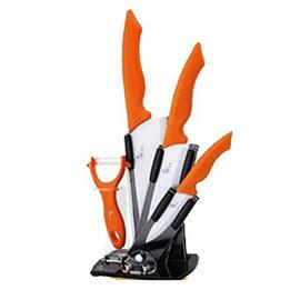 掌廚利烹陶瓷5件式刀具組 (含壓克力座) SP-1405     **免運費**