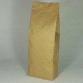 東尚公版袋FK1000 V 1kg牛皮紙袋夾邊合掌封袋 50個 盒^(有氣閥^)