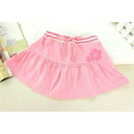 ^~短裙^~ corneiue粉色扶桑花迷你短裙 ^(A138^)✰ 三件500元